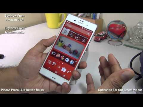 Sony Xperia Z3 Review- 14 Reasons To Buy And 5 Reasons To Not Buy Sony Xperia Z3