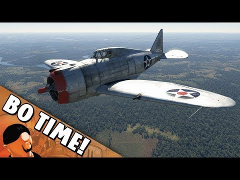 "War Thunder - P-43A-1 ""The Lancer Finally Strikes!"""