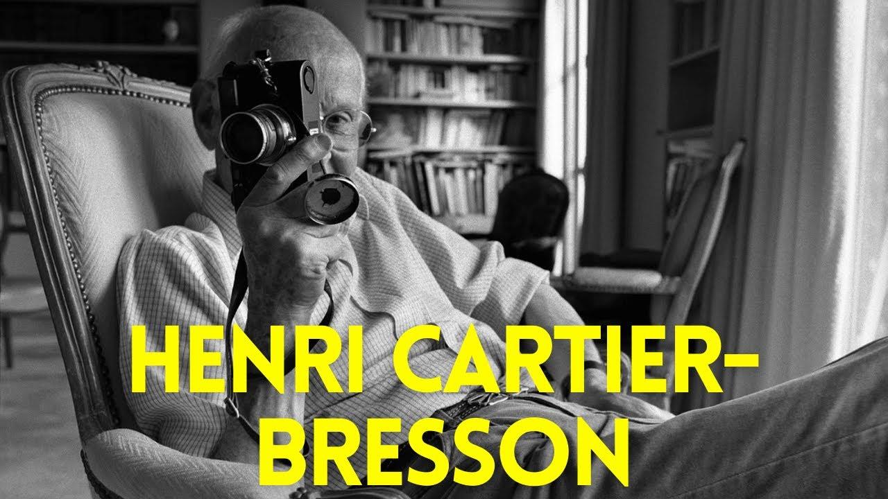 Henri Cartier Bresson, algo más que el instante decisivo