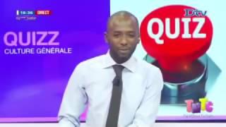 Big & Sous L'Arbre Acoustik sur DTV Senegal (extraits)