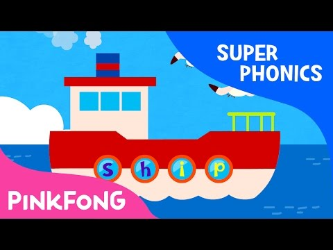 ip | Zip Slip Sip Tip | Super Phonics | Pinkfong Songs for Children