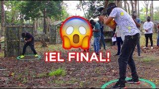 !El Ultimo En Salir Del Circulo Se Gana Un iPhone! (Paintball Challenge) PARTE 2