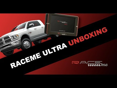 RaceMe Ultra Tuner Unboxing