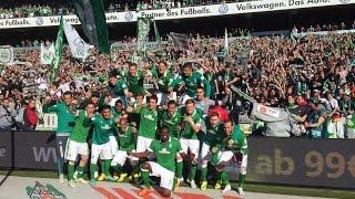 Video Gol Pertandingan Werder Bremen vs Hamburger SV