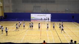 全港跳繩精英賽2015表演盃)十四歲或以下組別-亞軍-香港嘉