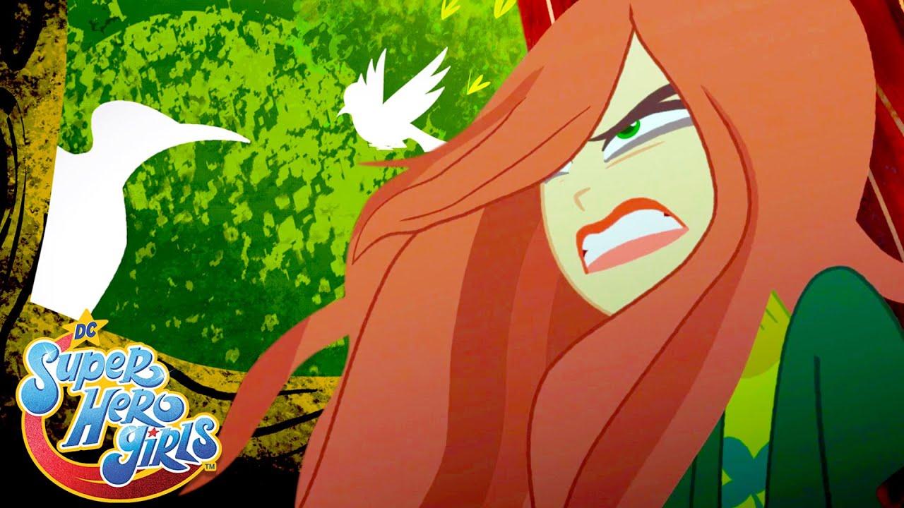 A Árvore Antiga | DC Super Hero Girls Brasil