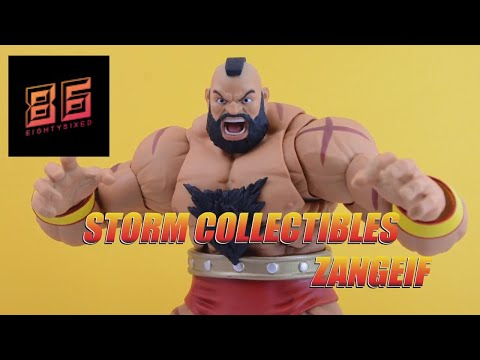 STORM COLLECTIBLES STREET FIGHTER V Zangief [ストームコレクタブルズ ストリ
