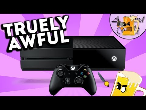 A Kind Word on Xbox One (WORST CONSOLE IN EXISTENCE!?)
