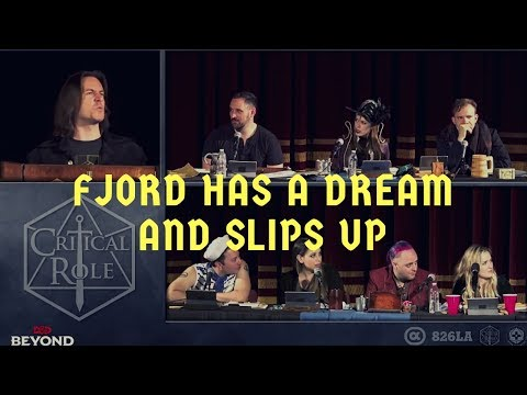 Fjord Dreams and Slips Up