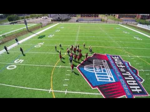 youth football hall of fame promo