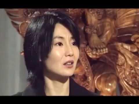 香港一代女神 張曼玉 英國口音 流利英文 展現迷人氣質