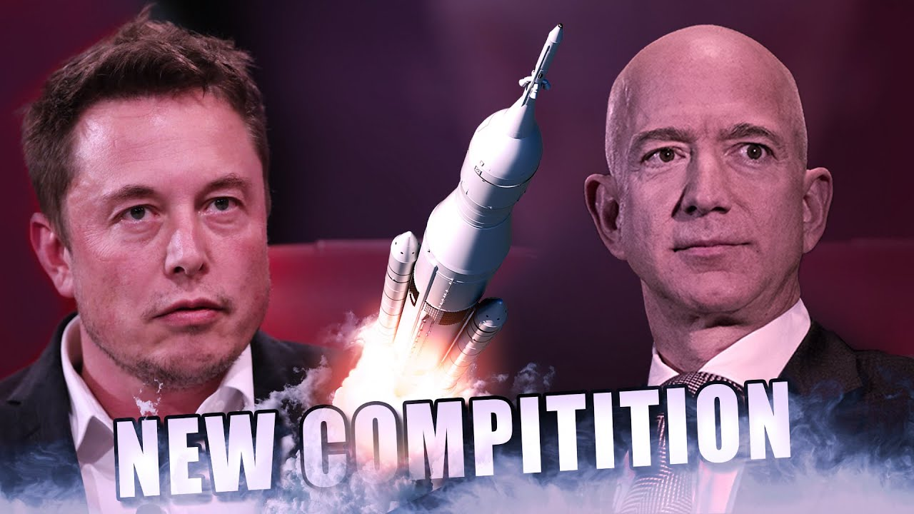Jeff Bezos is a New competition in Space for Elon Musk || Tech 83