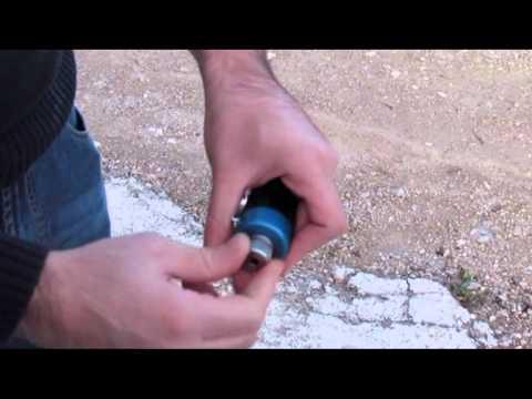 dynatec airsoft impact grenade