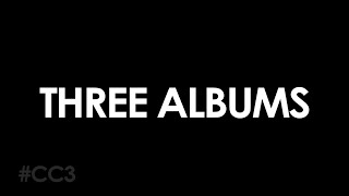THREE ALBUMS - OUT NOW