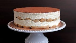 Tiramisu Cake Recipe   How to Make Tiramisu Mousse Cake