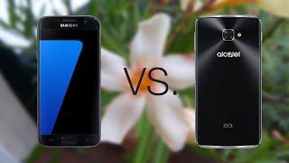 Blind Camera Comparison: Galaxy S7 vs. Budget Smartphone!