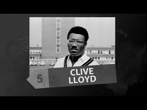 MY XI: Mike Brearley's favourite captains: 5) Clive Lloyd