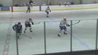 Acton Boxborough Varsity Boys Hockey vs Danvers 12/27/14