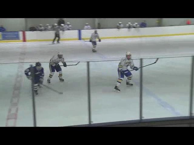 Acton Boxborough Varsity Boys Hockey vs Danvers 12/27/14