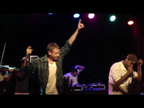 Macklemore And Ryan Lewis - As Soon As I Wake Up Ft. Xperience - Live At Nectar Lounge - 11/28/09