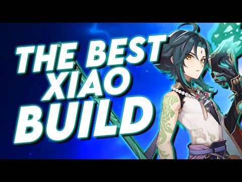 100% CRIT Build | Genshin Impact Xiao Build Guide | The Best Xiao Build