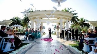 St Regis 714-903-6599 White Dove Weddings