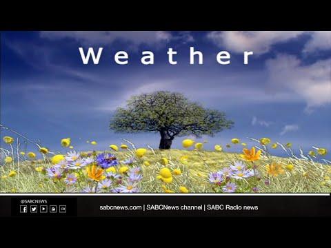 SA Weather   Monday 30 November 2020   #SABCWeather