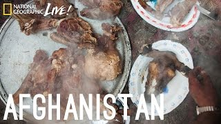 We Are What We Eat: Afghanistan | Nat Geo Live