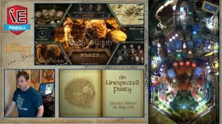 The Hobbit Pinball - v2.0 Gameplay - LONG GAME