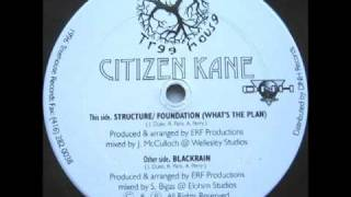 Citizen Kane - Blackrain (Instrumental)