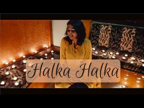 Download Lagu  Halka Halka | Unplugged | Aishwarya Rai Bachhan | Rajkummar Rao | Amit Trivedi | By Trishita Mp3 Free