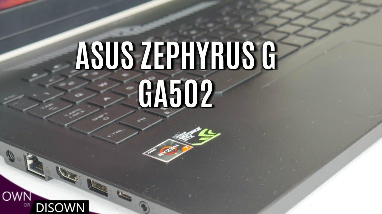 Asus Zephyrus G GA502 Review - Ryzen 7 3750h - Is AMD back ?