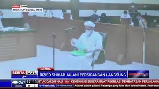 Rizieq Sebut Kerumunan di Soekarno Hatta Akibat Ucapan Mahfud MD