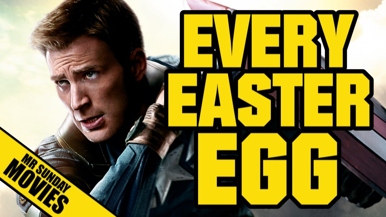 Every Easter Egg In CAPTAIN AMERICA: THE WINTER SOLDIER - YouTube
