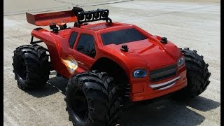 R/C Blaze and the Monster Machines Speed Run (3S Baseline)
