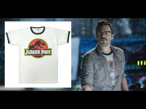 63c40fd59 The REAL Story Behind the Jurassic Park T Shirts - Jurassic World ...