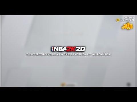 NBA 2K20 - New Unlimited VC Glitch After Patch 1.03!