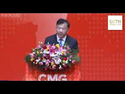 Le Bureau général Asie-Pacifique de CMG inauguré