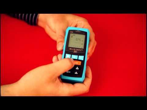 Лазерный дальномер Mileseey S6 электронная лазерная рулетка купить в Украине