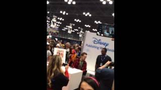 Gravity Falls Comic Con: Alex Hirsch
