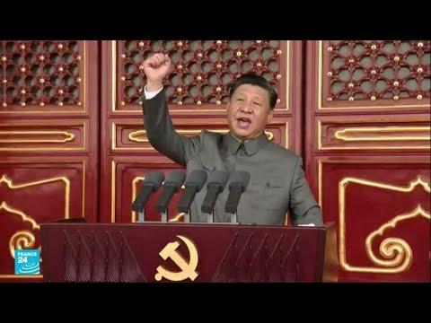 شي جينبينغ في مئوية الحزب الشيوعي: -زمن التنمر على الصين ولى بلا رجعة-