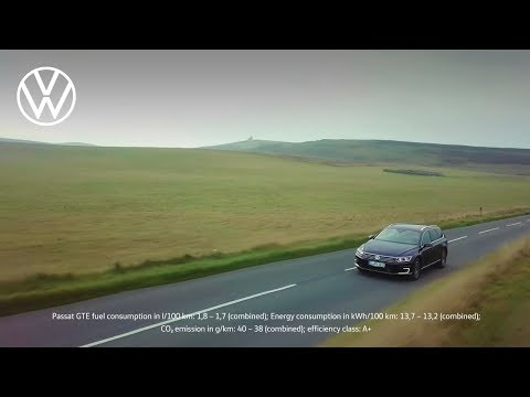 Passat GTE – A perspective for the future I Volkswagen