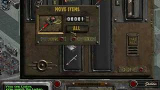 Fallout 2 Rare Encounters - Guardian of Forever
