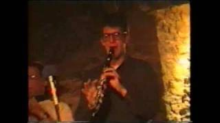 Matthias Seuffert plays High Society - Blue Goose Hot Seven, 20.10.1990