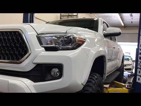 Lifted All 3 Trucks in a day: Toyota 4Runner, Tundra, & Tacoma