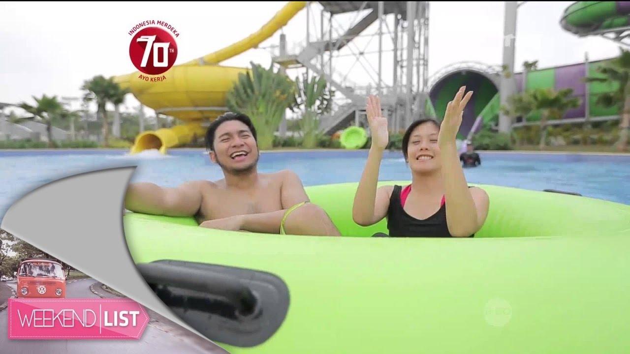 Go Wet Grand Wisata Waterpark Weekend List Youtube Tiket Masuk Bekasi