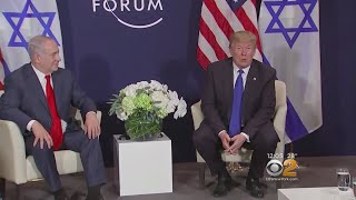 2018-01-25-18-11.Trump-Meets-With-Israeli-Prime-Minister