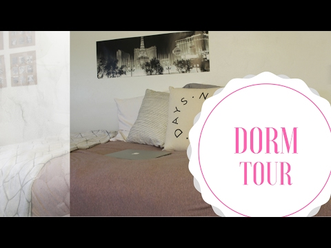 COLLEGE DORM TOUR 2017 // University of Arizona