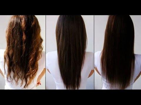 وصفة فعالة لتنعيم الشعر من اول استعمال | وصفة للشعر الخشن الجاف