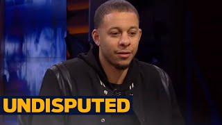 Seth Curry on brother Steph